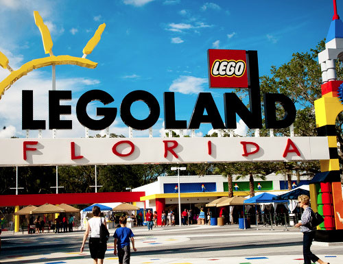 Florida Legoland Amusement Parks Orlando
